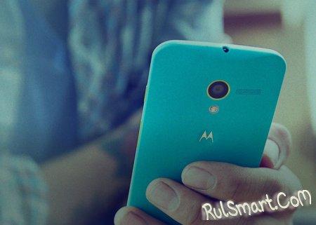 Moto E - новый бюджетный смартфон от Motorola