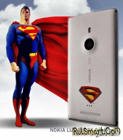 Lumia Superman - первый смартфон от Microsoft