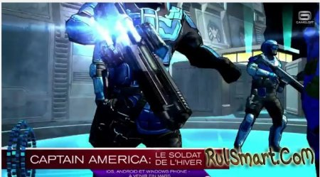 Captain America: The Winter Soldier вышла для Windows Phone