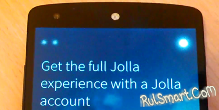 Google Nexus 5 получил неофициальную версию Sailfish OS