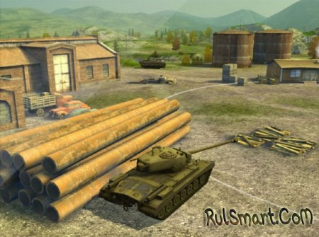 World of Tanks Blitz вышла для iPhone, iPad и iPod touch