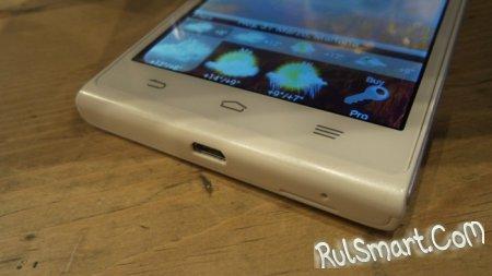 ZTE представила бюджетный смартфон Blade L2