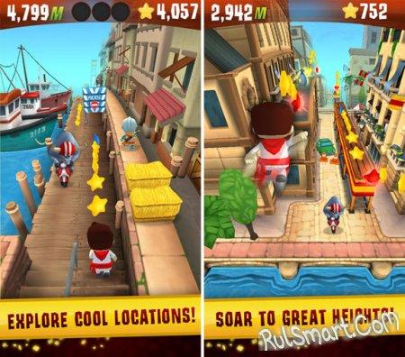 Игра Stampede Run стала бесплатной на неделю