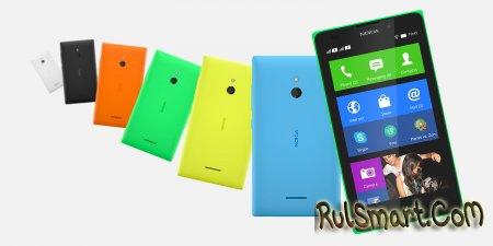Nokia X: обзор стокового Android + инструкция