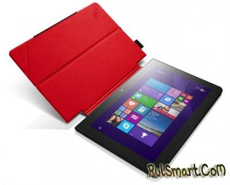 ThinkPad 10: 10-дюймовый планшет на Windows 8.1