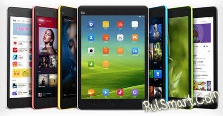 Mi Pad - планшет с Tegra K1 и Retina-дисплеем за $240