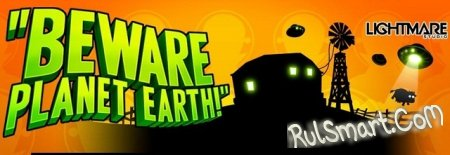 Beware Planet Earth вышла на iOS