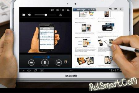 Планшет Samsung Galaxy Note 10.1 (GT-N8000) обновляется до Android 4.4 (KitKat)