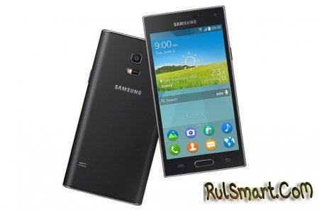 Samsung Z: первый смартфон на ОС Tizen