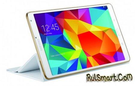 Планшеты Samsung Galaxy Tab S 8.4 и Galaxy Tab S 10.5 анонсированы