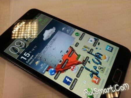 Samsung Galaxy Note 4: технические характеристики