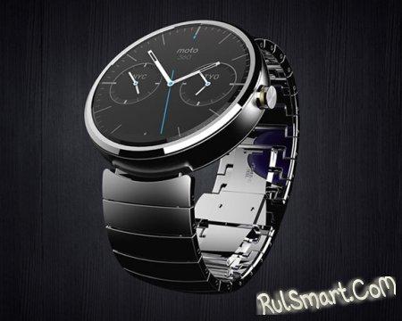 Обзор Motorola Moto 360