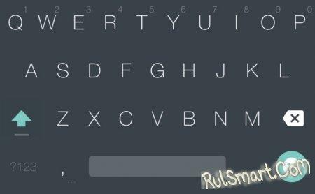 Клавиатура Android L доступна в Google Play