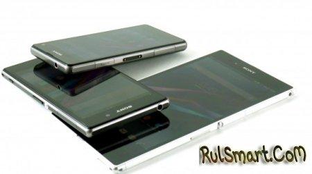 Sony Xperia Z3 Compact: характеристики