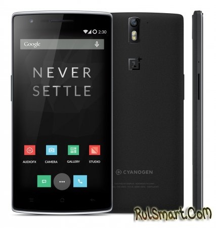 OnePlus One обновится до Android L