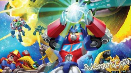 Angry Birds Transformers: официальный трейлер игры