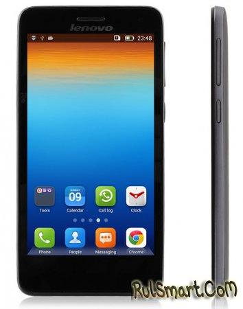 Обзор смартфона Lenovo S660
