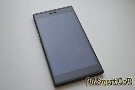 Обзор смартфона Elephone P2000