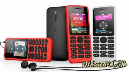 Nokia 130 - телефон с фонариком за $25