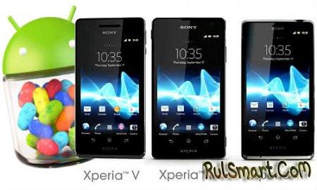 Sony Xperia T, Xperia TX и Xperia V не получат Android 4.4 KitKat