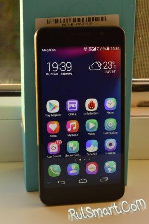 Анонс обзора Huawei Honor 6
