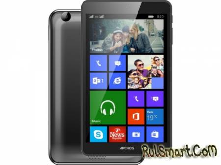 Archos 80 Cesium - планшет на Windows 8.1 за $149