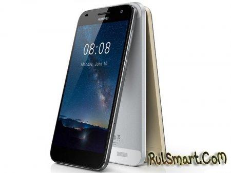 Huawei Ascend G7: средний класс в металлическом корпусе