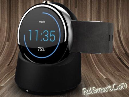 Moto 360: умные часы уже в продаже по цене $250