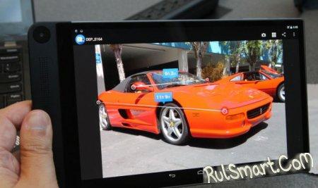 Dell Venue 8 7840 - самый тонкий планшет на Android 4.4