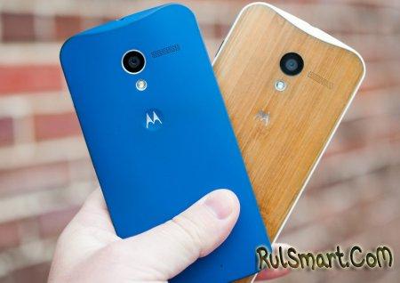 Видео-сравнение: Motorola Moto X (2013) и Moto X (2014)