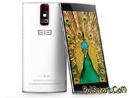Elephone G6 - бюджетный смартфон с топовым железом
