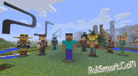 Minecraft выйдет на Windows Phone