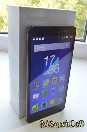Обзор смартфона Lenovo S860