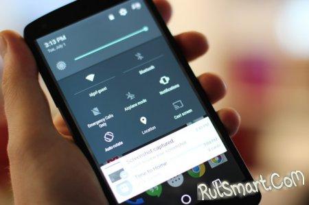Samsung Galaxy S5 и Note 4 получат Android L