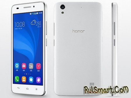 Huawei Honor 4 Play: бюджетный 64-битный смартфон