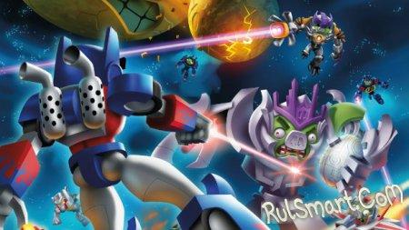 Angry Birds Transformers выйдет 15 октября