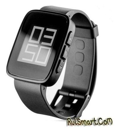 Weloop Tommy: недорогие часы-гаджет