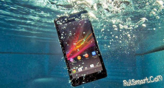 Разборка Sony Xperia Z3