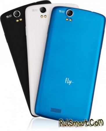 Fly Era Life 6 - ещё один бюджетный смартфон