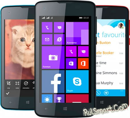 Highscreen WinJoy и WinWin: смартфоны на Windows Phone 8.1