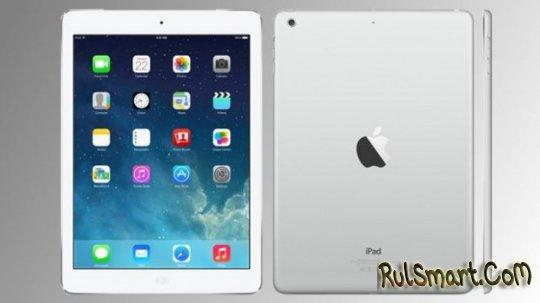 iPad Air 2 - самый тонкий планшет