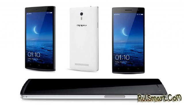 OPPO Find 7 и 7а получают Android KitKat с Color OS 2.0