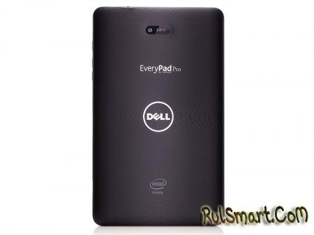 Dell EveryPad Pro: компактный планшет на Windows 8.1