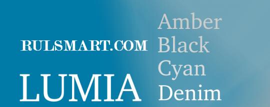 Lumia Denim: официальный список изменений