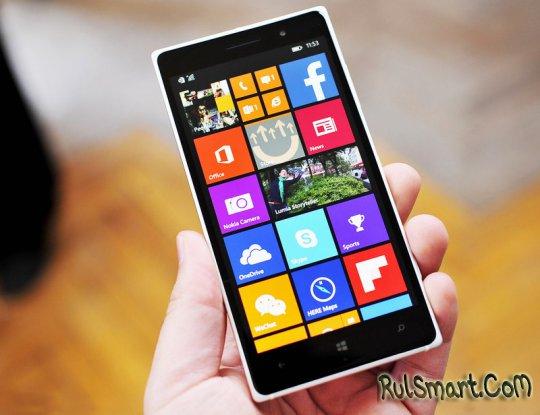 Lumia 940 - топовый смартфон на Windows 10