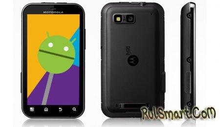 Motorola Defy получил прошивку Android 5.0