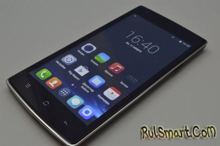 Обзор смартфона Elephone G4