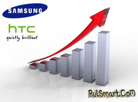 Повышение цен 2014: смартфоны Samsung и HTC