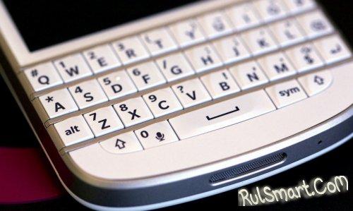 BlackBerry Classic - классический смартфон уже в продаже