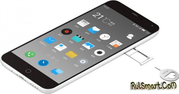 Meizu M1 Note (Blue Note) - мощный смартфон за $160